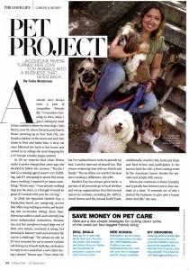 Latina Magazine October 2012